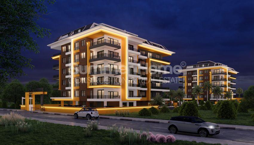 阿拉尼亚/凯斯泰勒海边的优雅公寓和复式公寓,多种户型 general - 8
