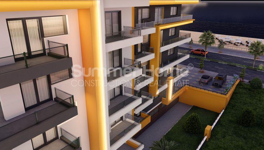 阿拉尼亚/凯斯泰勒海边的优雅公寓和复式公寓,多种户型 general - 9
