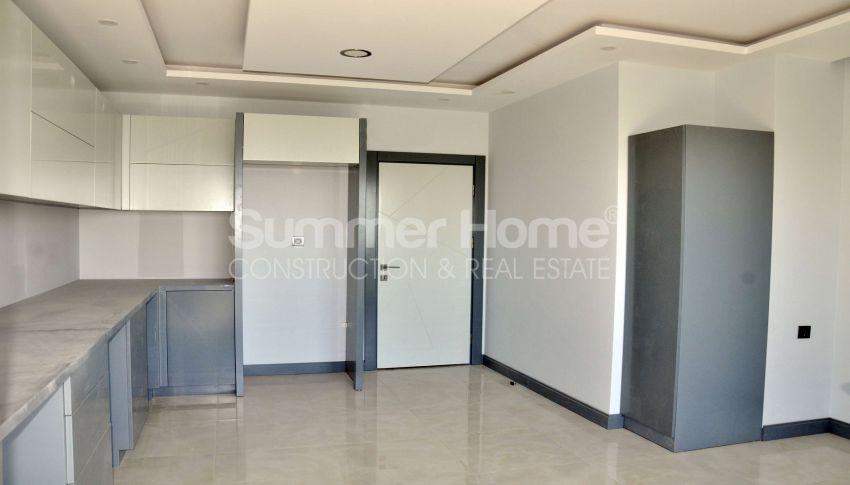 آپارتمان های دوبلکس زیبا در یک منطقه آرام در آلانیا interior - 7