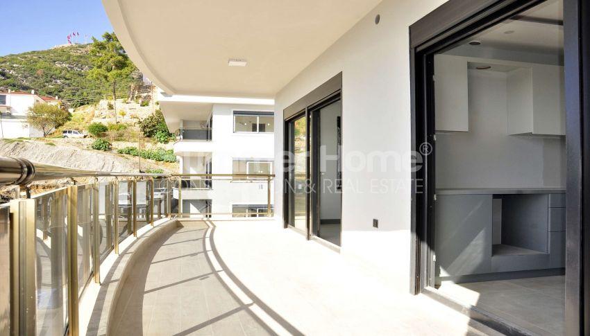 آپارتمان های دوبلکس زیبا در یک منطقه آرام در آلانیا interior - 8