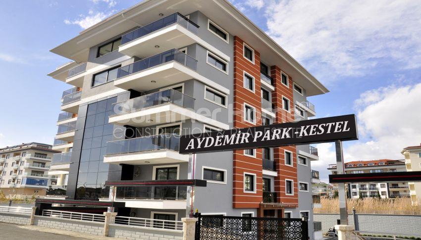 阿拉尼亚/凯斯泰勒安静地区的公寓,邻近海滩 general - 1