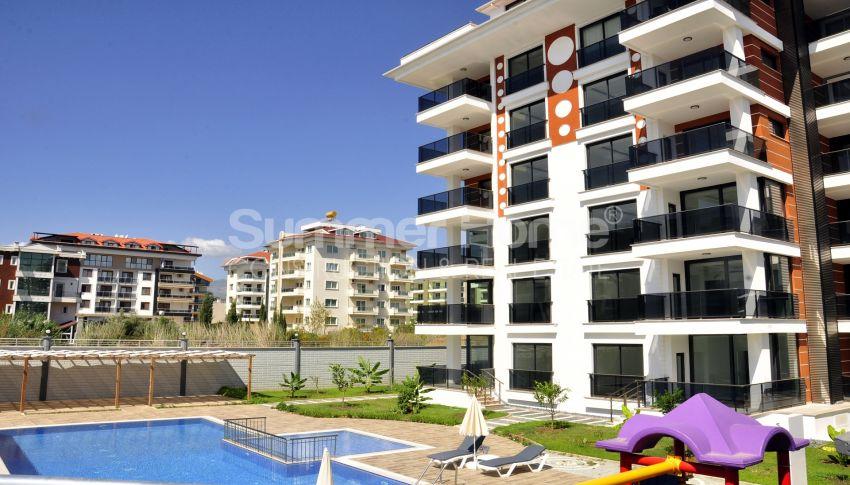 阿拉尼亚/凯斯泰勒安静地区的公寓,邻近海滩 general - 5