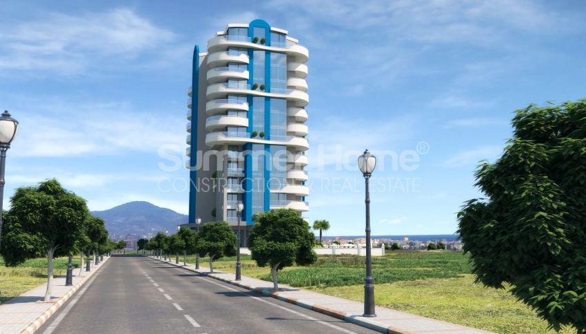 阿拉尼亚/马赫穆特拉尔海滨的高档公寓 general - 1