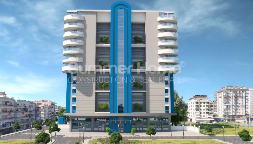 阿拉尼亚/马赫穆特拉尔海滨的高档公寓 general - 2
