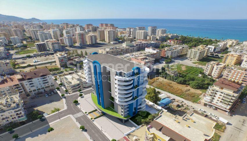 阿拉尼亚/马赫穆特拉尔海滨的高档公寓 general - 3
