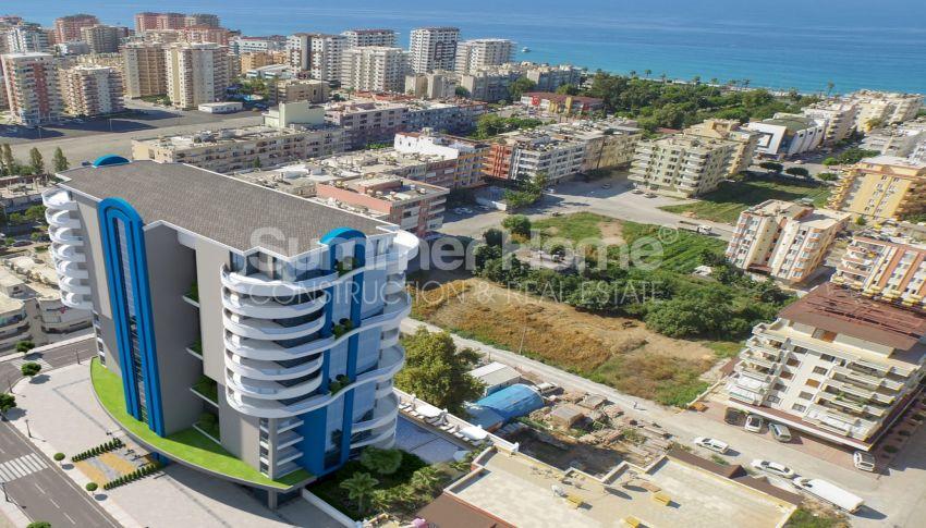 阿拉尼亚/马赫穆特拉尔海滨的高档公寓 general - 5