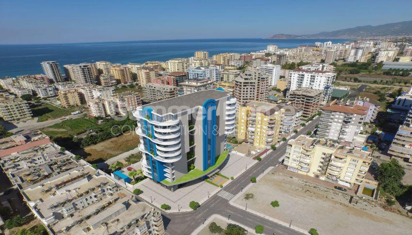阿拉尼亚/马赫穆特拉尔海滨的高档公寓 general - 6