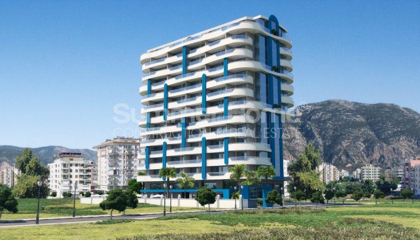阿拉尼亚/马赫穆特拉尔海滨的高档公寓 general - 8