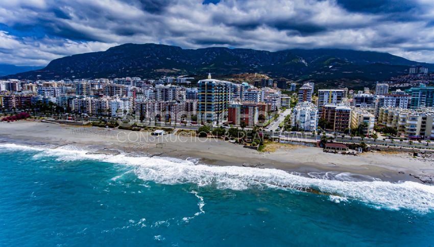 Hoge kwaliteit appartementen met een geweldig uitzicht op zee, strandzijde in Alanya Mahmutlar general - 2