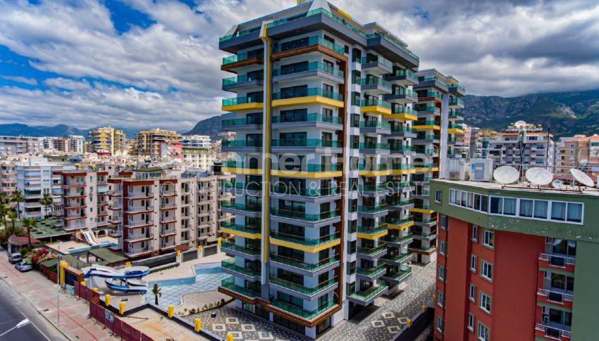 Hoge kwaliteit appartementen met een geweldig uitzicht op zee, strandzijde in Alanya Mahmutlar general - 3