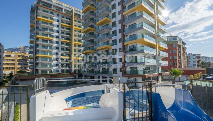Hoge kwaliteit appartementen met een geweldig uitzicht op zee, strandzijde in Alanya Mahmutlar general - 5