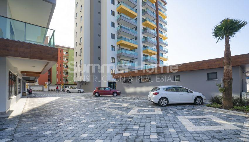 Hoge kwaliteit appartementen met een geweldig uitzicht op zee, strandzijde in Alanya Mahmutlar general - 7