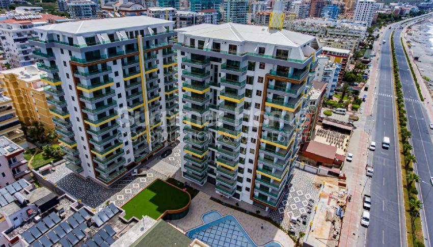 Hoge kwaliteit appartementen met een geweldig uitzicht op zee, strandzijde in Alanya Mahmutlar general - 8
