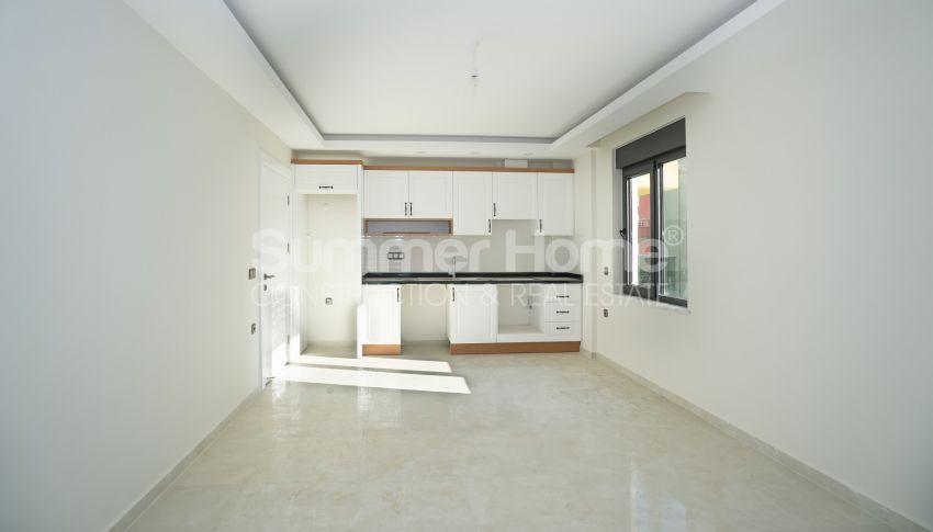 Hoge kwaliteit appartementen met een geweldig uitzicht op zee, strandzijde in Alanya Mahmutlar interior - 9