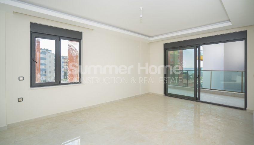 Hoge kwaliteit appartementen met een geweldig uitzicht op zee, strandzijde in Alanya Mahmutlar interior - 10