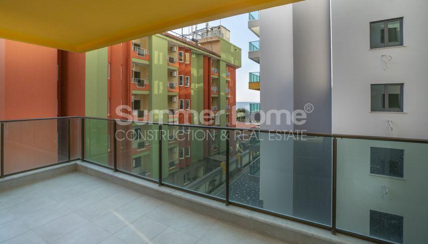 Hoge kwaliteit appartementen met een geweldig uitzicht op zee, strandzijde in Alanya Mahmutlar interior - 11