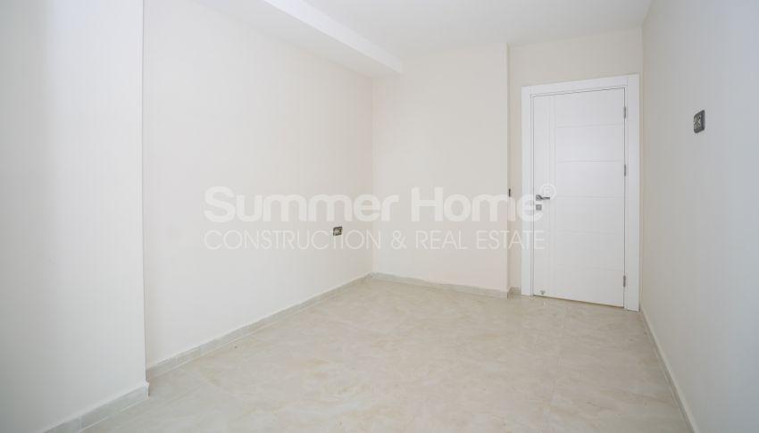 Hoge kwaliteit appartementen met een geweldig uitzicht op zee, strandzijde in Alanya Mahmutlar interior - 14