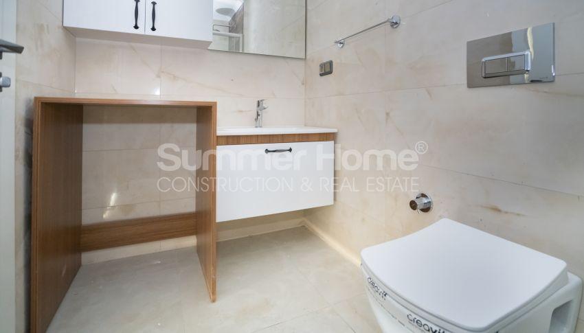 Hoge kwaliteit appartementen met een geweldig uitzicht op zee, strandzijde in Alanya Mahmutlar interior - 15