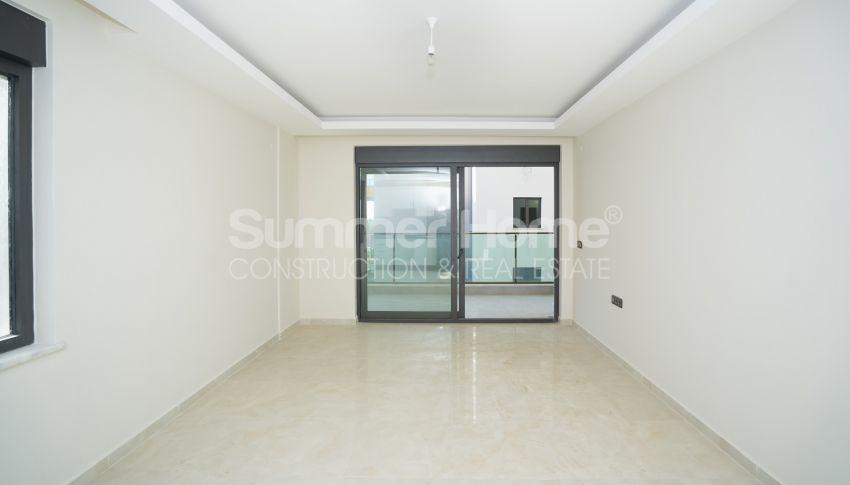 Hoge kwaliteit appartementen met een geweldig uitzicht op zee, strandzijde in Alanya Mahmutlar interior - 18