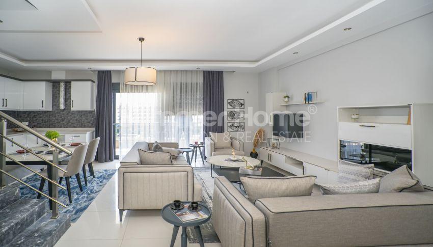 آپارتمان های نقلی با قیمت مناسب در منطقه کارکیجاک interior - 8