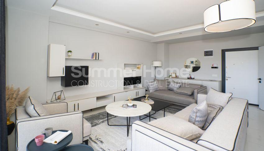 آپارتمان های نقلی با قیمت مناسب در منطقه کارکیجاک interior - 22