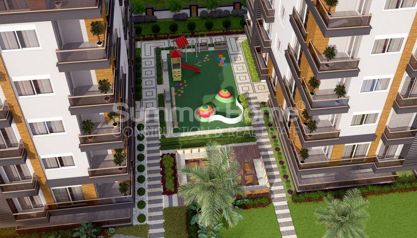 Grote appartementen te koop in Antalya general - 3