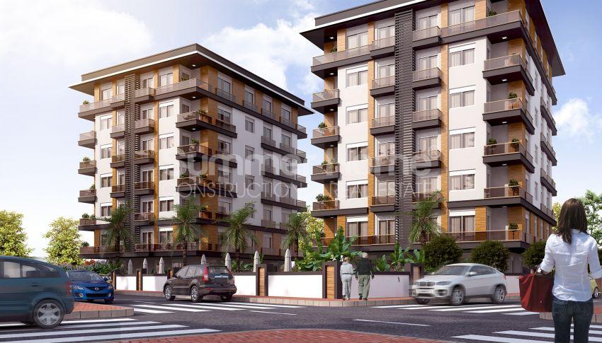 Grote appartementen te koop in Antalya general - 6