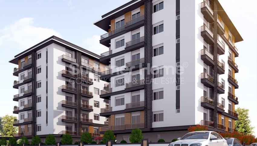 Grote appartementen te koop in Antalya general - 7