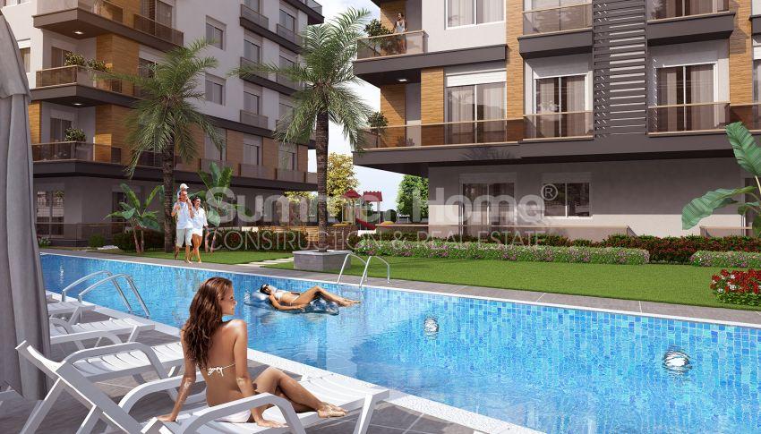 Grote appartementen te koop in Antalya general - 8