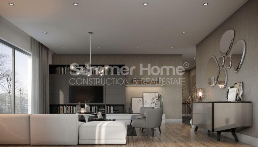 Grote appartementen te koop in Antalya interior - 9