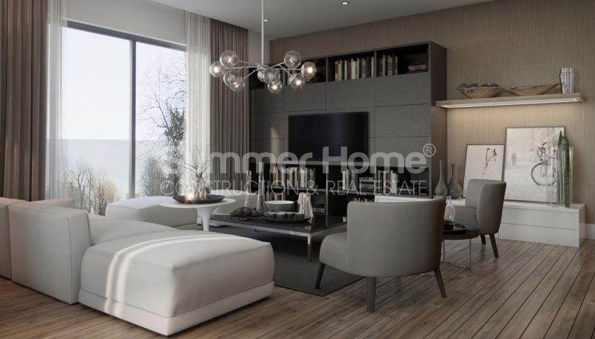 Grote appartementen te koop in Antalya interior - 11