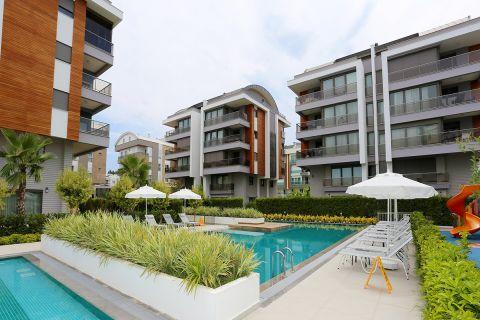 High-end Duplexes For Sale in Konyaalti, Antalya