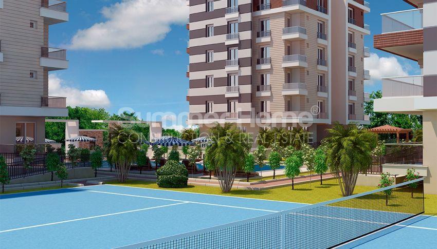 安塔利亚/戈切勒地区的天然绿地间的崭新住宅区 general - 7