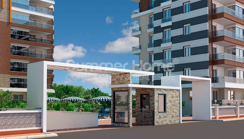 安塔利亚/戈切勒地区的天然绿地间的崭新住宅区 general - 9