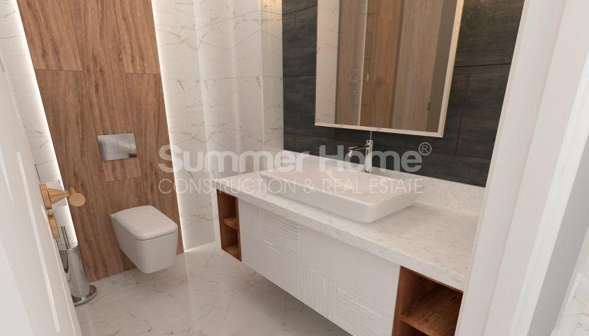 安塔利亚/戈切勒地区的天然绿地间的崭新住宅区 interior - 10