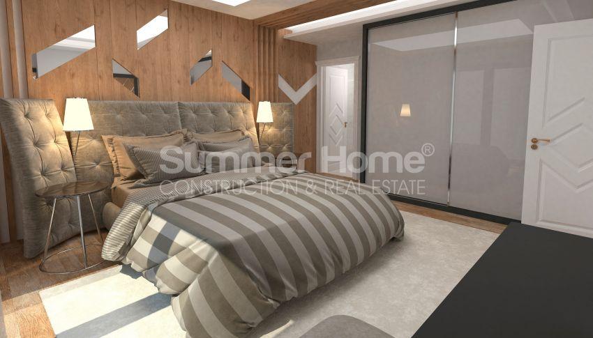 安塔利亚/戈切勒地区的天然绿地间的崭新住宅区 interior - 12