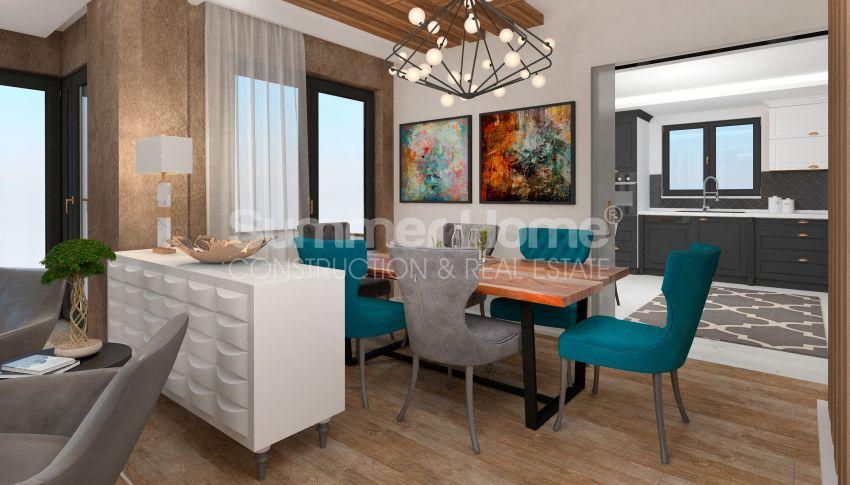安塔利亚/戈切勒地区的天然绿地间的崭新住宅区 interior - 13