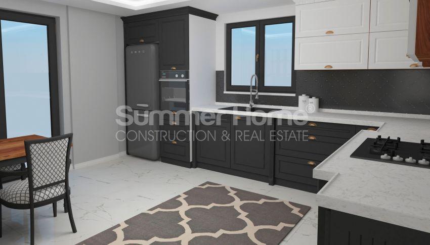 安塔利亚/戈切勒地区的天然绿地间的崭新住宅区 interior - 14
