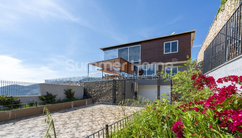 Une villa neuve a vendre a Hasbahche, Alanya general - 1