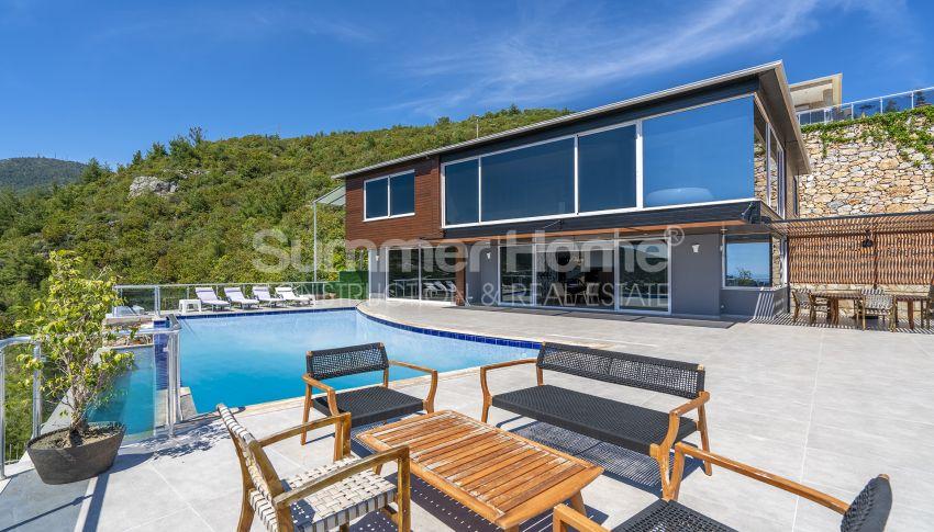 Une villa neuve a vendre a Hasbahche, Alanya general - 4