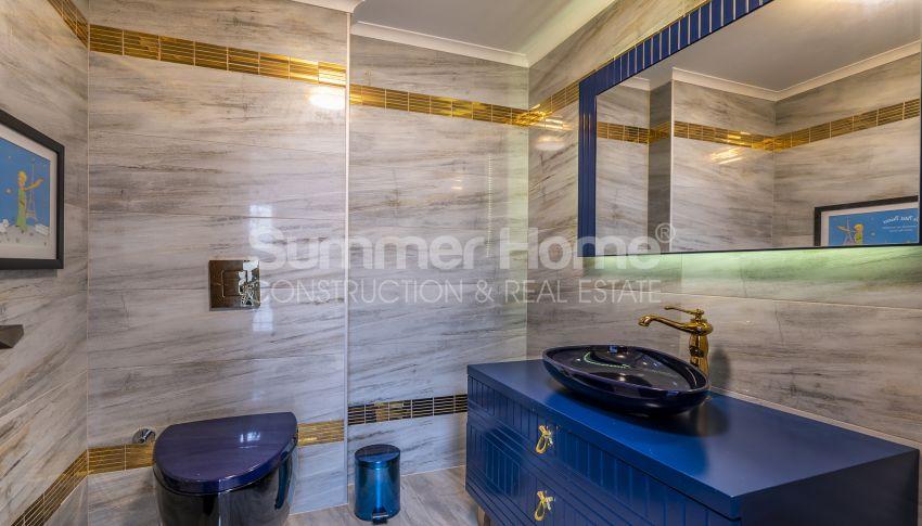 Une villa neuve a vendre a Hasbahche, Alanya interior - 6
