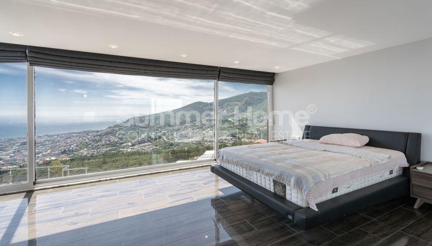 Une villa neuve a vendre a Hasbahche, Alanya interior - 11