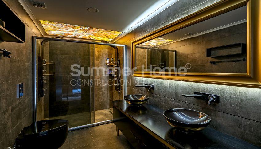 Une villa neuve a vendre a Hasbahche, Alanya interior - 13