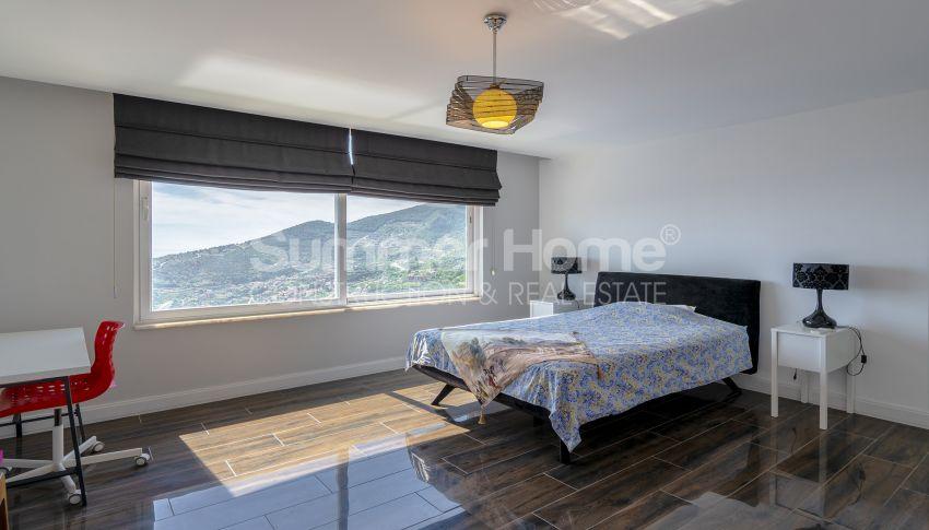 Une villa neuve a vendre a Hasbahche, Alanya interior - 14