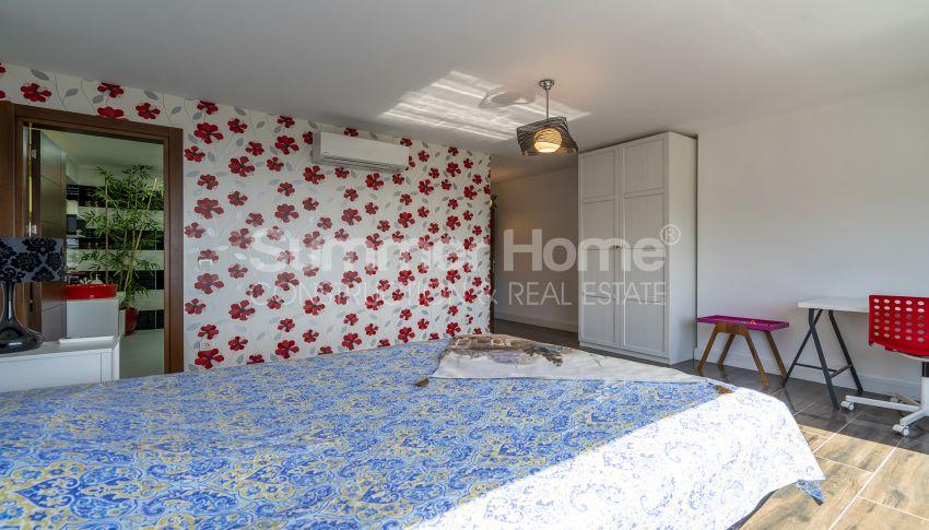 Une villa neuve a vendre a Hasbahche, Alanya interior - 15