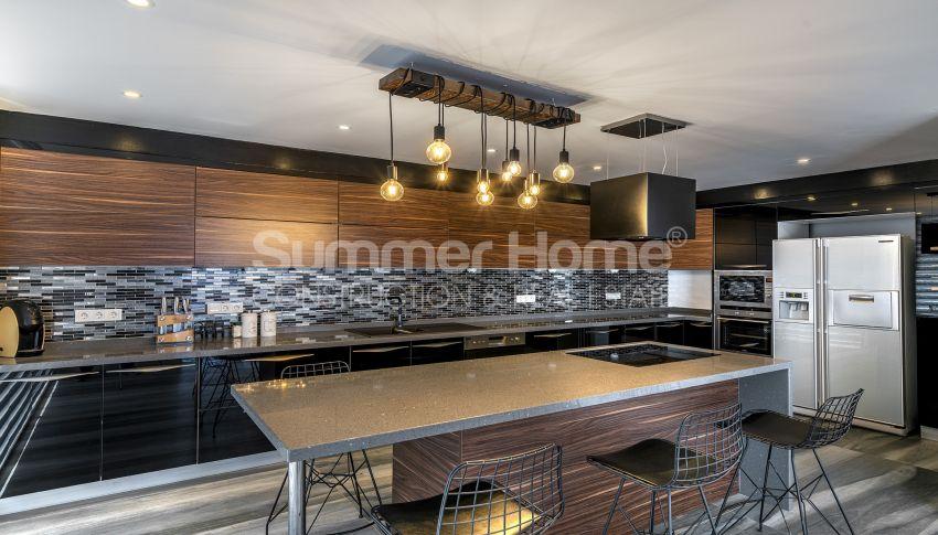 Une villa neuve a vendre a Hasbahche, Alanya interior - 17