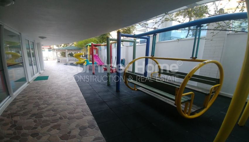 Appartement a vendre avec une excellente vue sur Mahmutlar ,Alanya facility - 10