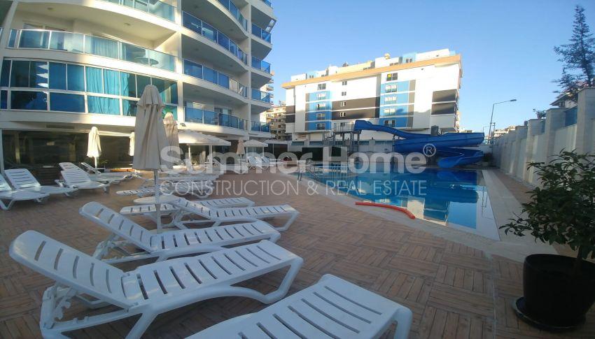 Appartement a vendre avec une excellente vue sur Mahmutlar ,Alanya general - 3