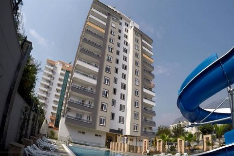 Appartement de Re vente de haute qualite a Mahmutlar, Alanya