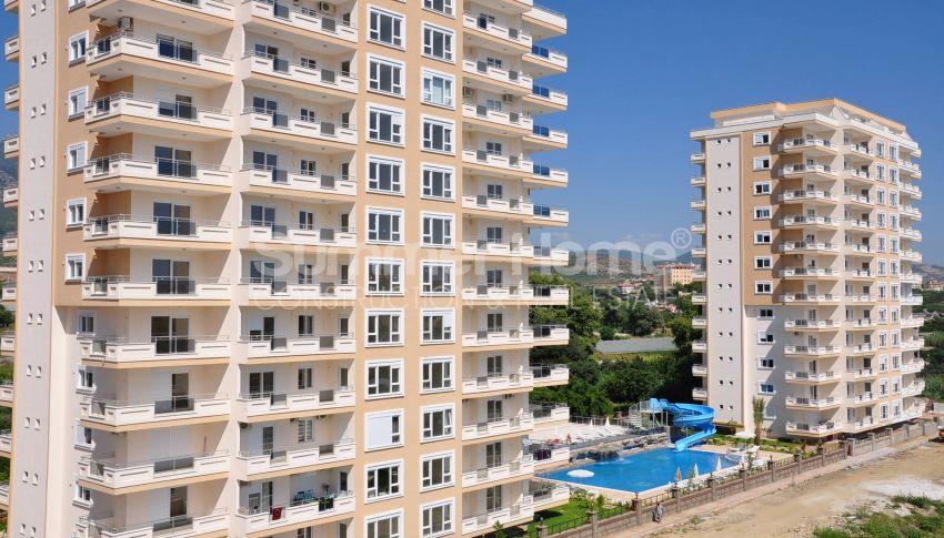 Günstig und geräumig:  Wohnung in Mahmutlar, Alanya zum Verkauf general - 1